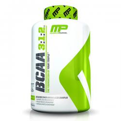 MusclePharm BCAA 3:1:2 (240ct)