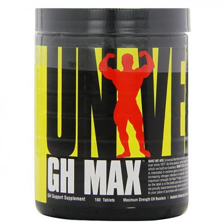 Universal GH MAX (180ct)