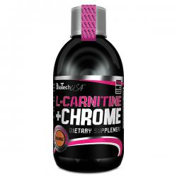 BioTechUSA L-Carnitine + Chrome (500ml)